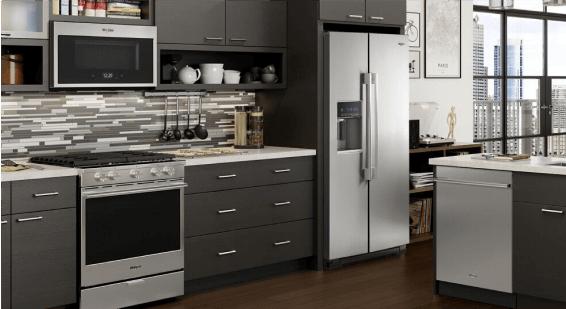 Whirlpool® kitchen suite.