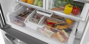 Temperature-Controlled Wide-N-Fresh™ Deli Drawer