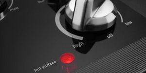 Hot Surface Indicator Light