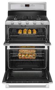 Gemini® Double Oven Range