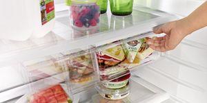 Frameless Glass Shelves