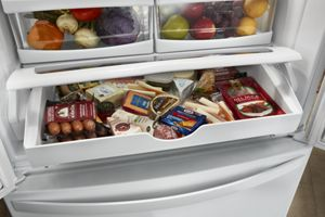 Full-Width, Temperature-Controlled Drawer