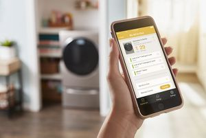 Remote Control with the Whirlpool® App