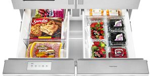 5-Temperature Option Drawer with Thaw Setting