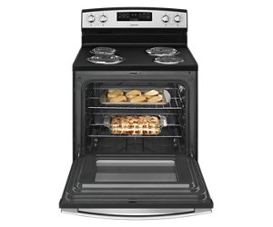 Large Oven Capacity (4.8 cu. ft.)