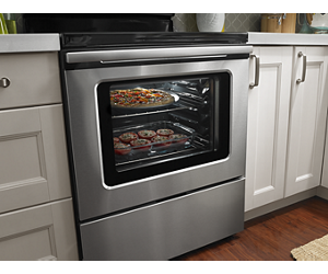 Extra-Large Oven Window