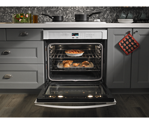 Installs Over the Wall Oven