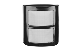 Removable Limescale Filter, 360° Base and Aluminium Lid