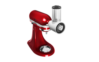 Compatible with Any KitchenAid® Stand Mixer
