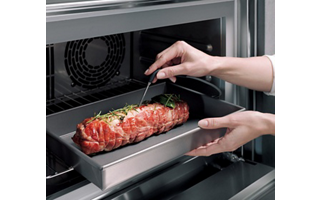 8-Steam Assisted Cooking Functions