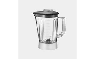 Large 1.75 L one-piece BPA-free pitcher
