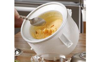 2.0 Quarts of soft-consistency Ice Cream