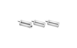Commercial Style Stainless Steel Rollers and Cutters