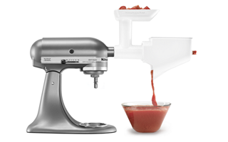 Designed for the Food Grinder Attachment