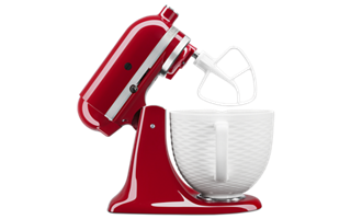 For KitchenAid® Tilt-Head Stand Mixers