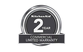 2-Year Limited Commercial Replacement Warranty