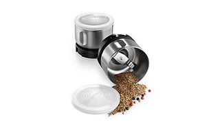Onyx Black Coffee And Spice Grinder Bcg211ob Kitchenaid