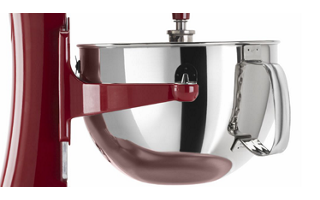 Empire Red Professional 5 Plus Series 5 Quart Bowl Lift Stand Mixer