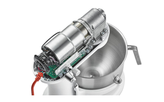 High Efficiency DC Motor