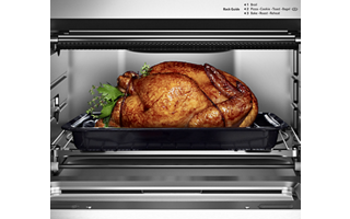 Gourmet Full-Size Oven Performance
