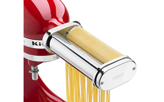 Powered by your KitchenAid® Stand Mixer