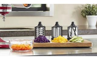 Other Fresh Prep Slicer/Shredder Attachment KSMVSA | KitchenAid on chicago cutlery slicer, paderno slicer, cuisinart mandolin slicer, ninja kitchen slicer, kitchen wizard slicer, kitchen shredder slicer, oxo slicer, one touch slicer, progressive slicer, banana slicer, chef's slicer, benriner slicer, bosch slicer, electric slicer, chefmate slicer, hobart slicer, garlic slicer, as seen on tv slicer, waring slicer, cutco slicer,