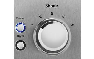 Adjustable Shade Control
