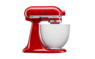Exclusively made for KitchenAid® Tilt-Head Stand Mixers