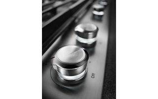 Multi-Finish Back-Lit Knobs