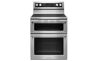 Induction Double Oven Convection