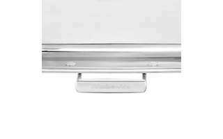 Stainless Space-Saver Handles