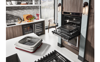 Smart Oven+ Powered Attachments