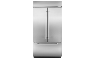 printshield stainless 20 8 cu ft 36 inch width built in side by side rh kitchenaid com