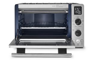Bake, Pizza, Asado Roast, Toast, Broil, Cookie, Bagel, Keep Warm and Reheat Memory Settings