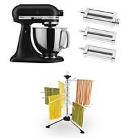 Exclusive Artisan® Series Stand Mixer & Pasta Attachments Set