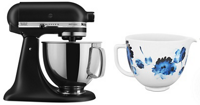 Exclusive Artisan® Series Stand Mixer & Ceramic Bowl Set