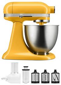 Exclusive Artisan® Series Stand Mixer & Fresh Prep Attachment Set