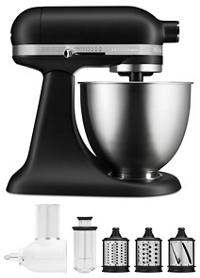 Exclusive Artisan® Series Stand Mixer & Fresh Prep Attachment Set