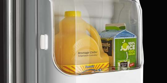 Beverage Chiller™ Compartment