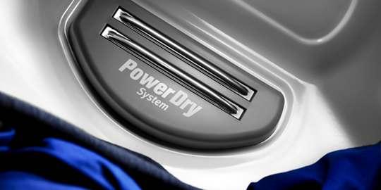 Programme de séchage rapide PowerDry