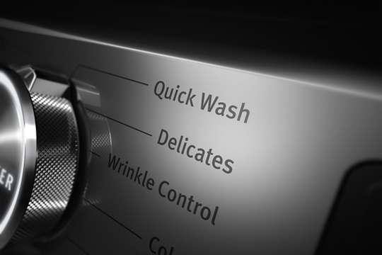 Quick Wash Cycle