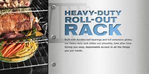 Heavy-Duty Roll-Out Racks