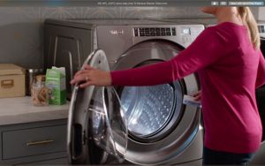 What is involved in cleaning your washing machine?
