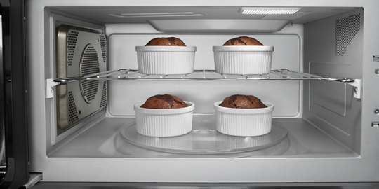 True Convection Cooking