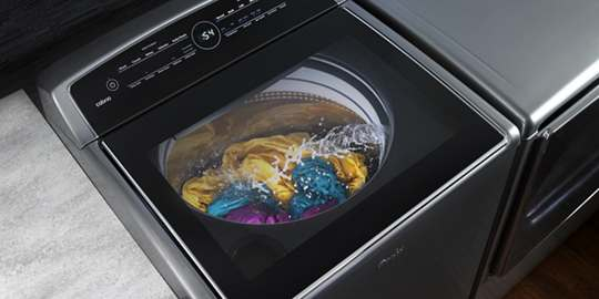 Adaptive Wash Technology with Active Bloom™ Wash Action