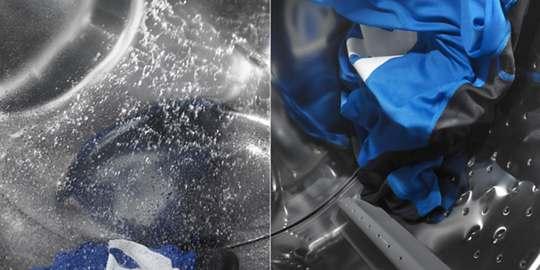 Programme de lavage et de séchage