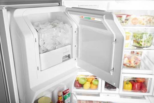 In-Door-Ice® Storage