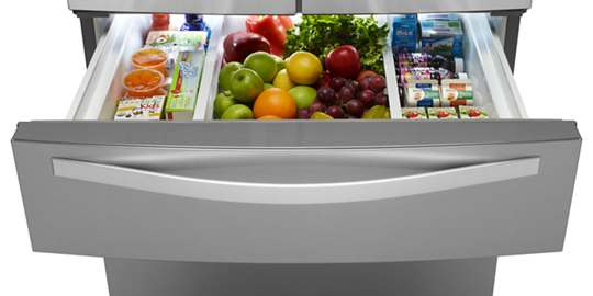 External Refrigerated Drawer