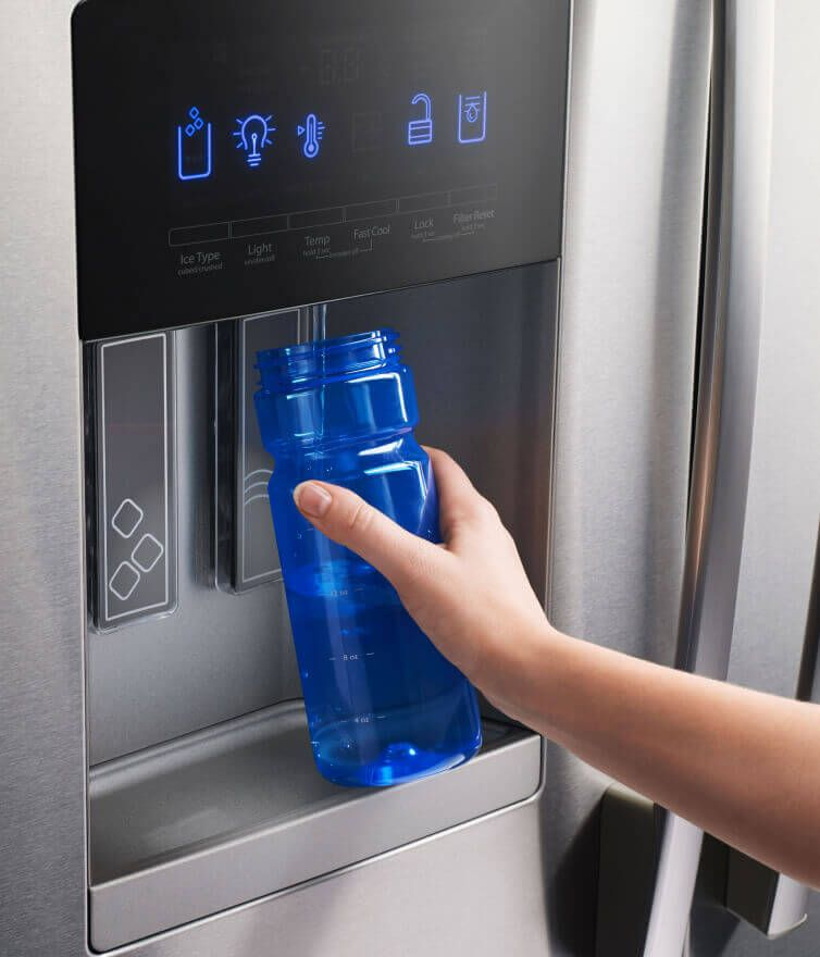 Refrigerator Troubleshooting Water And Ice Issues Amana