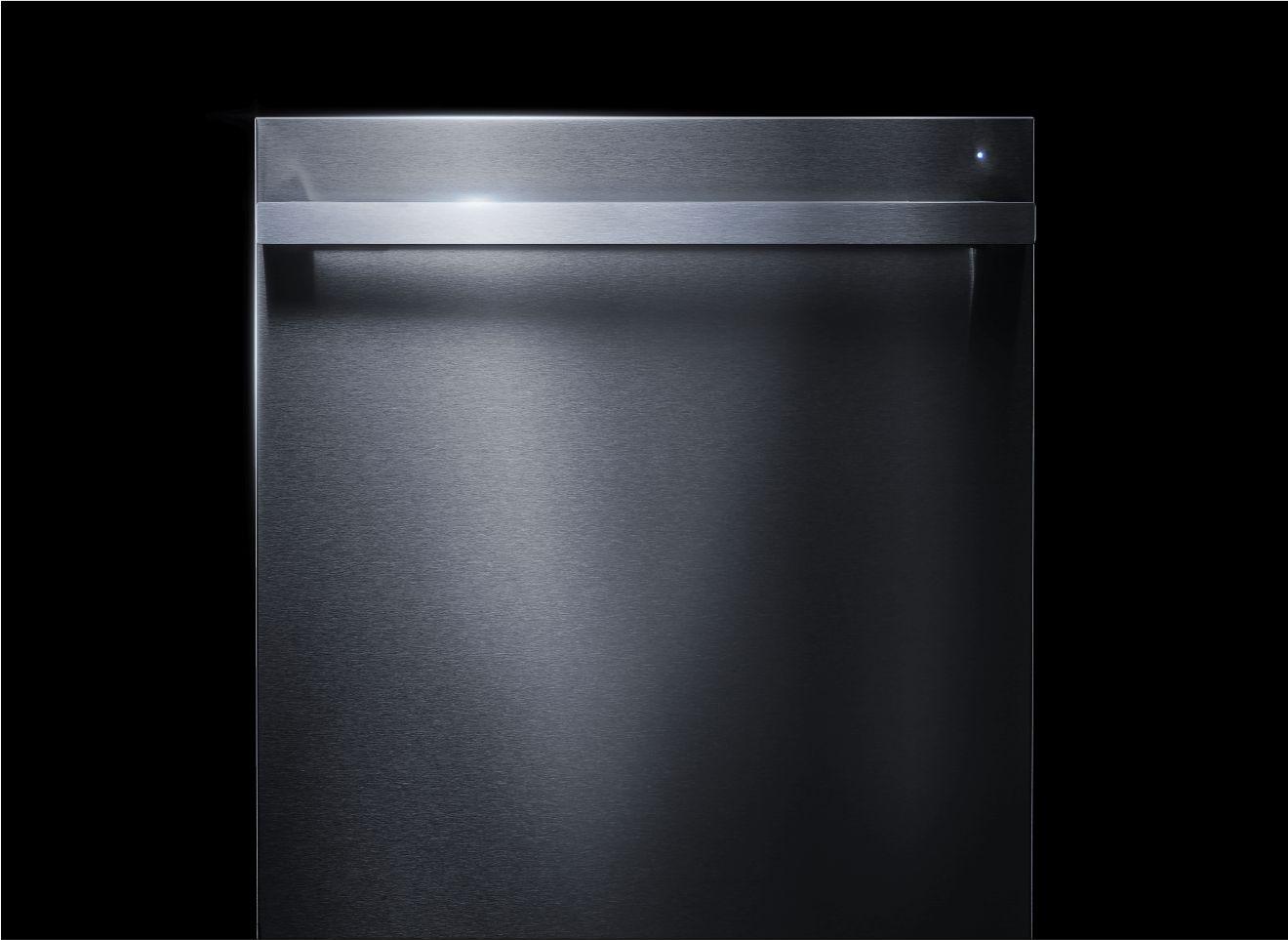A NOIR™ Design Dishwasher.